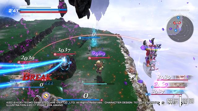 FF粉丝的全明星大乱斗 《最终幻想纷争NT》评测