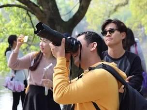 外国友人眼中的台州府城文化旅游区