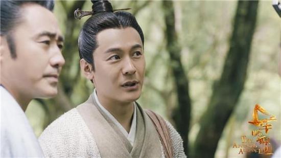 《军师联盟》今开播 王东搭档吴秀波演绎默契兄弟