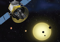 "NASA新系外行星""猎手""即将发射 视场覆盖85%天空"