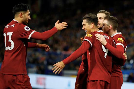 英超-詹世界波萨拉赫点射 利物浦3-0超阿森纳8分