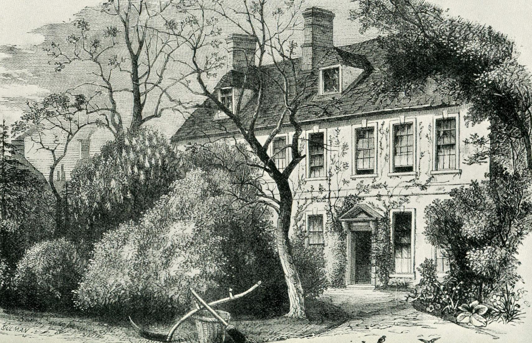 约翰·牛顿写下《奇异的恩典》的地方。/Wikipedia