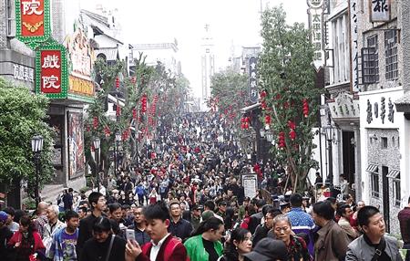 清明小长假 接待游客1061万人次揽金60亿元