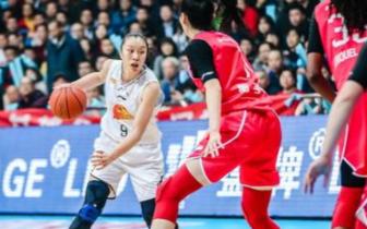 山西女篮63:85北京女篮争冠失败 亚军同样了不起