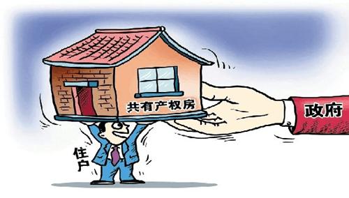 北京共有产权房管理