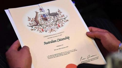 移民部长杜敦(Peter Dutton)的入籍改革未获得参议院通过。(图片来源:澳洲新快网援引SBS广播公司)