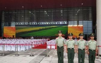第九届湖北(潜江)龙虾节消防安保任务圆满完成