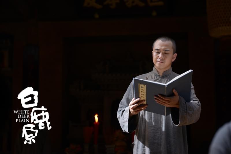 """""""白鹿原""""白孝文呆萌形象引关注 翟天临演绎反差萌"""
