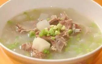 适合冬季喝的五道汤 做法既简单又养生