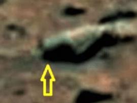 """爱好者声称NASA火星照片现""""啤酒瓶"""" 专家质疑"""
