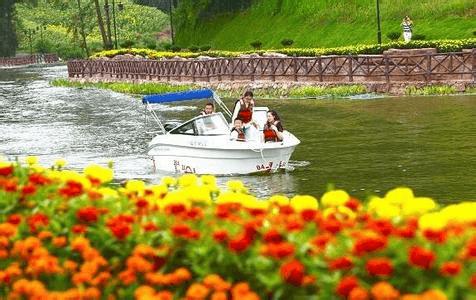 """重庆生态大观园""""十二金钗"""" 文化旅游节3月25日启幕"""