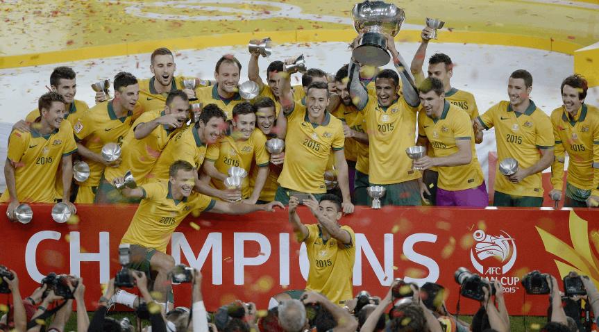 澳大利亚即将亮相联合会杯 主帅豪言要拿冠军