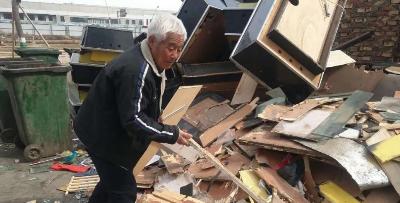 九死一生 黄骅71岁老人勇救落水儿童
