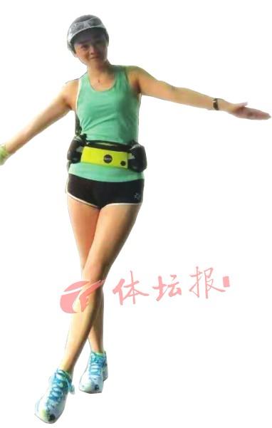 """邵逸夫医院有位颇具""""诗意""""的高颜值""""跑步女神"""""""