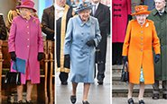 英女王92岁还穿高跟鞋