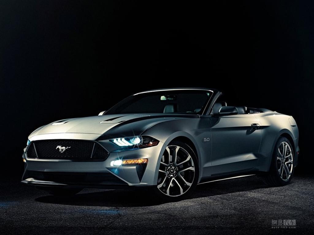 双门和敞篷更配 新款Mustang敞篷版官图