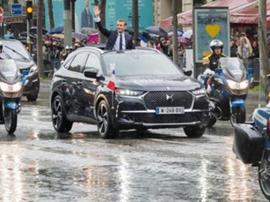 法国总统同款座驾 这台SUV流淌着巴黎的血液