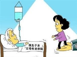 福建推独生子女护理假 规定期间工资待遇不变