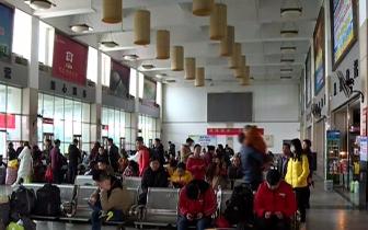 东莞至湖南部分班车恢复运营!可以踏上返乡路了!