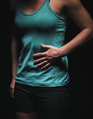 跑者防腹痛:少吃纤维性食物 中途补能量