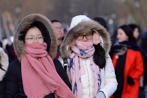 4℃寒潮+冷雨!在东莞的你还敢说入冬失败吗?