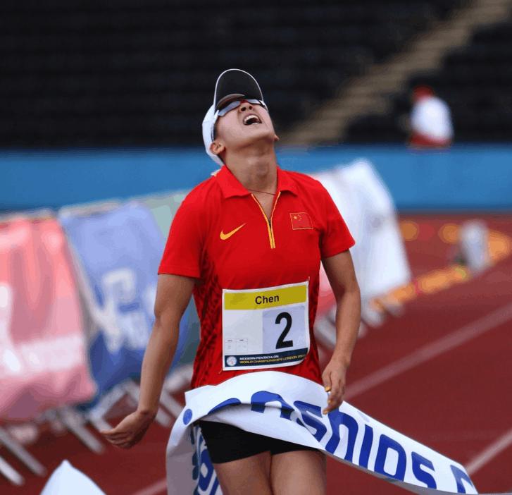 现代五项中国一姐禁药违规 里约成绩取消禁赛4年