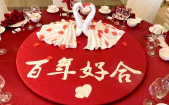 """重庆长寿碧桂园凤凰酒店2018年首届婚嫁联盟暨""""凤求凰"""