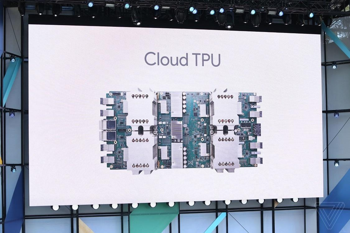 AlphaGo背后的秘密!解读谷歌全面重磅开放的云TPU