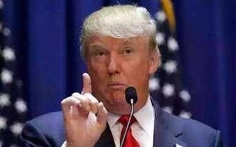 """美政商界人士反对""""特朗普表态"""" 不负责任 损人害己"""