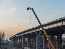 京秦高速京冀 冀津接线段施工进入收尾期