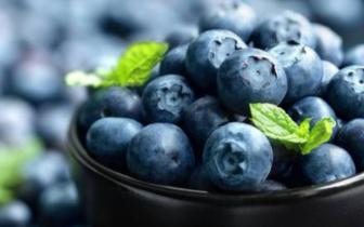 蓝莓有助治疗宫颈癌