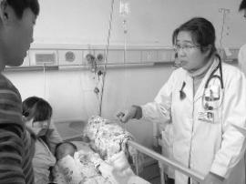 张葆青:为患儿解除病痛是她执着的坚守