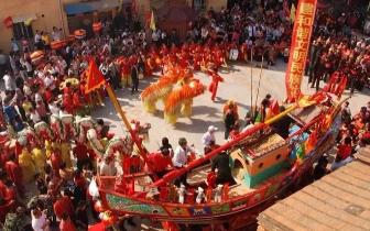传承中华文化 让湖里非遗活起来、传下去、走更远
