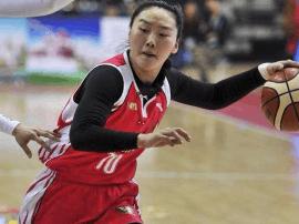 WCBA第三轮 山西女篮客场作战遭遇赛季首败