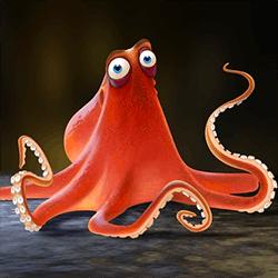 美味铁板章鱼