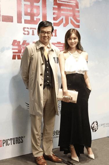 夏嫣《反贪风暴3》杀青,揭秘其演艺身份背景