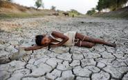 世界多地旱灾严重触目惊心