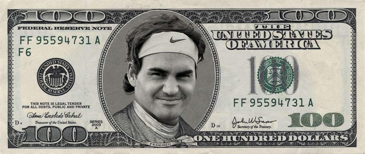 贫穷的网球
