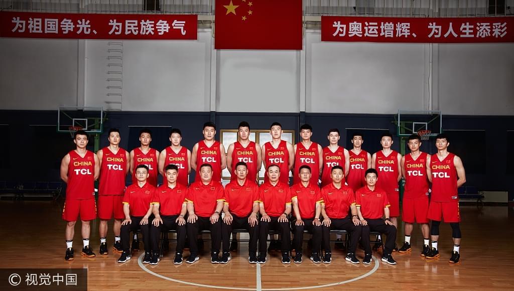 前瞻:男篮红队迎首次热身 赵继伟翟晓川领衔战伊朗