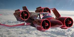 10年内飞行汽车将在美国通行