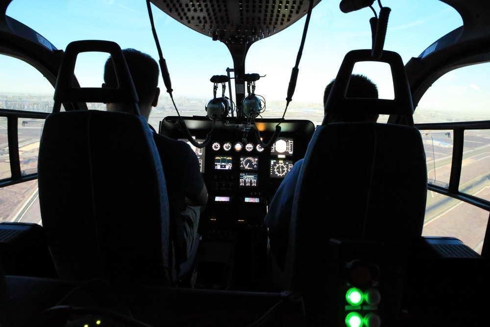 模拟机驾驶舱