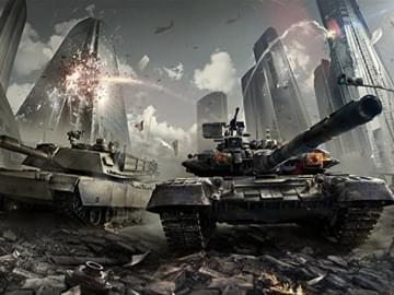 在真实的战场中互怼 《装甲战争》试玩评测