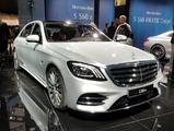 法兰克福车展:纯电巡航里程50km 新款奔驰S 560 e发布