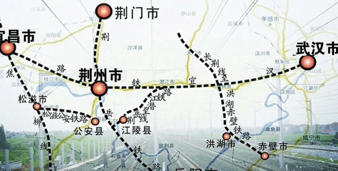 荆荆铁路总投资约108亿元 沿线初定设置车站3座