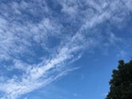 14日天气晴好 秋高气爽易干燥