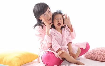 咸宁女子起早贪黑带小伢 抵抗力下降患带状疱疹