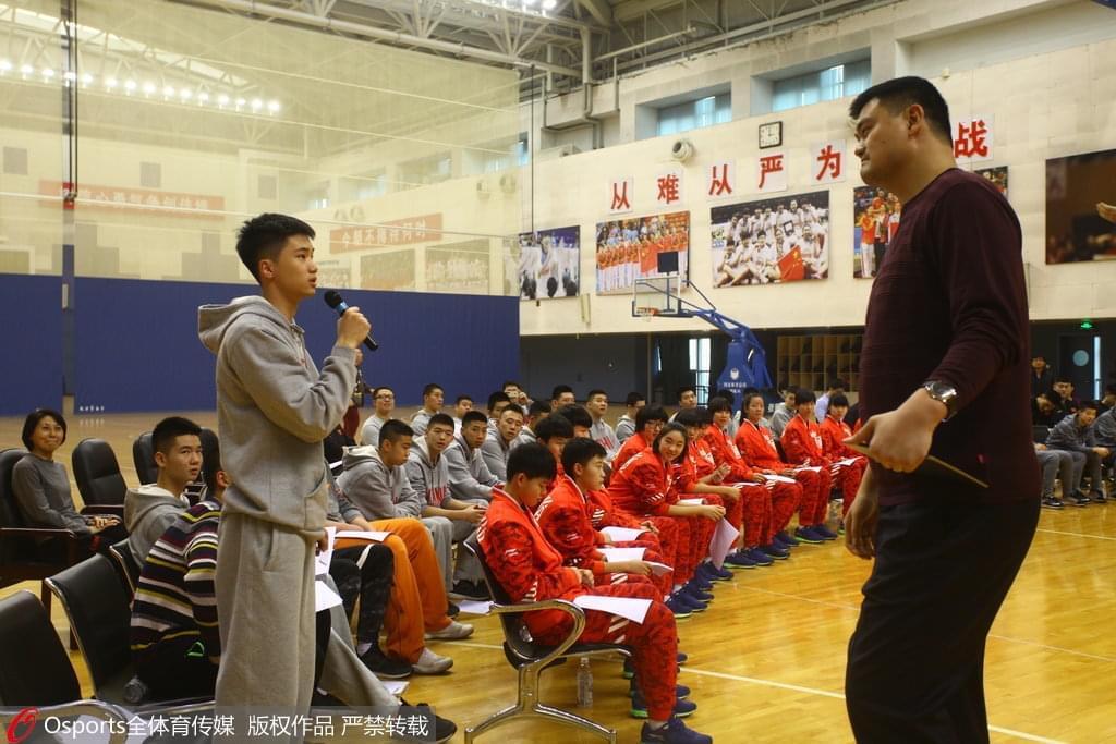 CBA预备队联赛12月开战 U16国少加盟PK俱乐部青年队