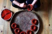 """探访云南藏区""""木碗之乡""""的木艺传承人"""