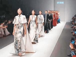 """人民日报点赞时装周:""""深圳质量""""的国际表达"""