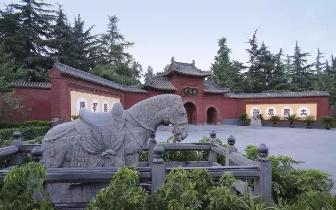 佛教中国化 —— 以汉传佛教寺院建筑风格的演变为例